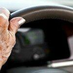 řidičák pro seniora